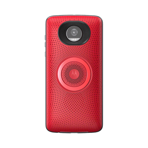 Moto-Stereo-Speaker---Cherry---Backside