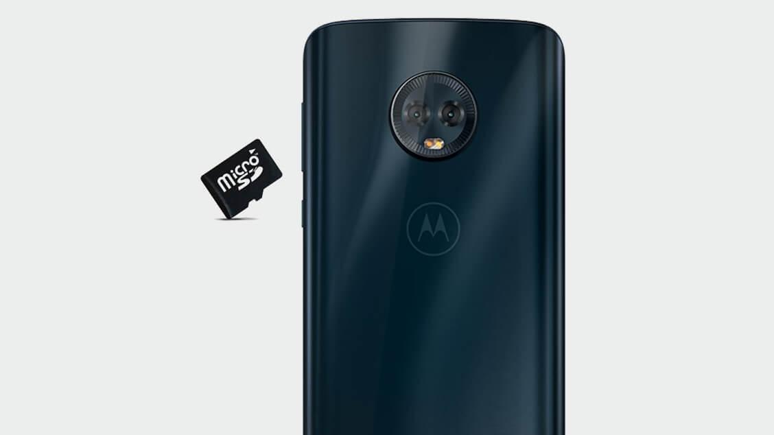 7a92e3f32f Smartphone Motorola Moto G6 Play. Imparable como tú. Hasta 32 horas ...